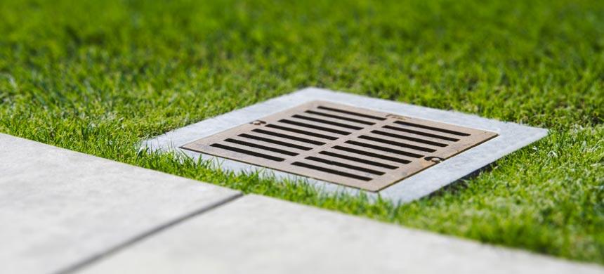Ливневая канализация-дождеприемники