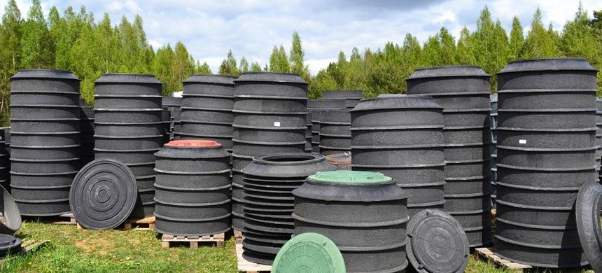 Ливневая канализация-ревизионные колодцы