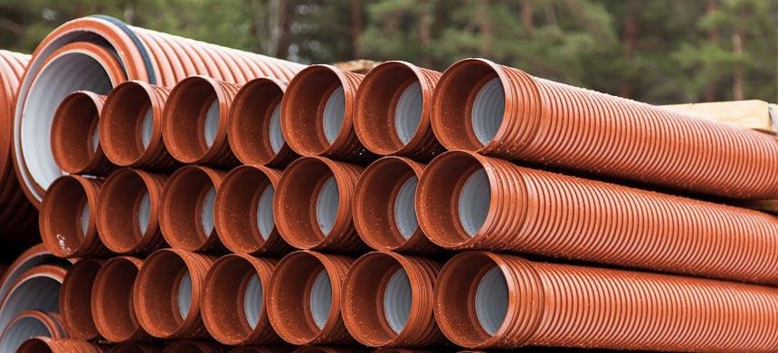 Ливневая канализация-трубы
