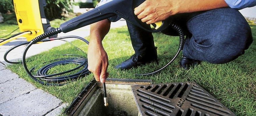 Профилактика ливневой канализации