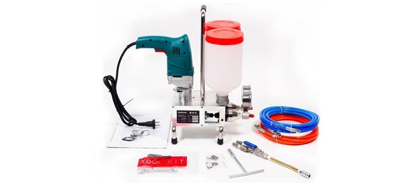 Оборудование для инъекционной гидроизоляции-1