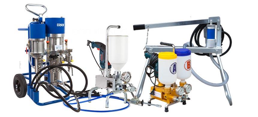 Оборудование для инъекционной гидроизоляции-2